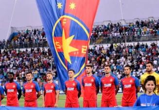 Criza profunda la Steaua: Iata lotul pentru Champions League