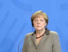 Criza refugiatilor - Merkel cearta Grecia ca nu face eforturi sa pazeasca granitele UE