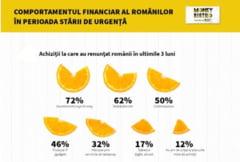 Criza sanitara a taiat adanc finantele personale. 60% dintre romani au venituri mai mici, 76% si-au limitat cheltuielile