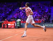 Croatia, la un pas sa cucereasca trofeul Cupei Davis