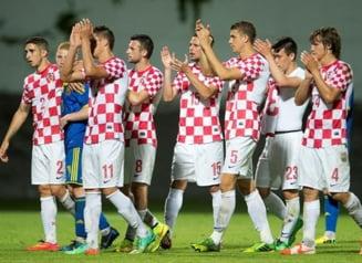 Croatii sunt aroganti inainte de primul meci la EURO de tineret: Romanii nu sunt fericiti sa dea ochii cu noi