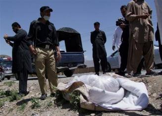 Crucea Rosie si-a suspendat activitatea in Pakistan