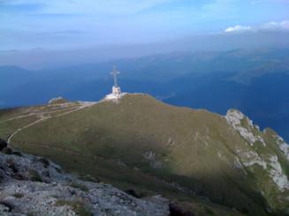 Crucea de pe Caraiman va fi reabilitata cu 19 milioane de lei
