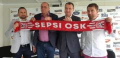 Csaba Laszlo, noul antrenor al lui Sepsi OSK
