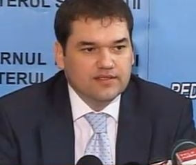 Cseke Attila a demisionat din fruntea Ministerului Sanatatii