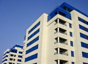 Cu 50% mai multe apartamente noi nevandute in 2010