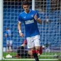 Cu Ianis Hagi din minutul 60, Rangers a pierdut calificarea, in Germania, la Leverkusen, in Europa League