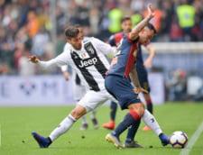 Cu Ionut Radu titular, Genoa o invinge categoric pe campioana Juventus, care sufera primul esec din acest sezon