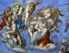 Cu bani se poate obtine orice: Porsche a inchiriat Capela Sixtina de la Vatican