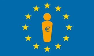 Cu cat contribuie fiecare roman la bugetul UE si cati bani primeste (Infografic)
