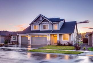 Cu cat s-ar putea ieftini casele de la 1 ianuarie, dupa scaderea TVA la locuinte