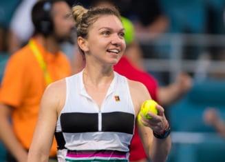 Cu cat va fi recompensata Simona Halep dupa prestatia de la Miami 2019
