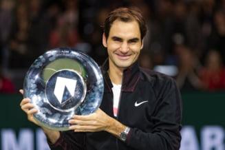 Cu ce legenda a tenisului mondial si-ar fi dorit sa se dueleze Roger Federer