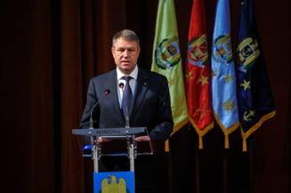 Cu ce mesaj merge Klaus Iohannis la Chisinau (Video)