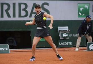 Cu ce probleme s-a confruntat Simona Halep la debutul la Roland Garros 2019
