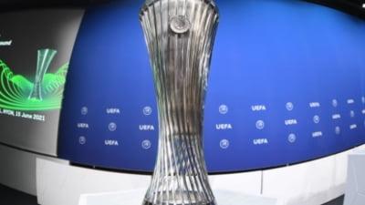 Cu cine joaca FCSB, Craiova si Sepsi in al doilea tur preliminar din Conference League. Deplasare complicata pentru echipa lui Becali
