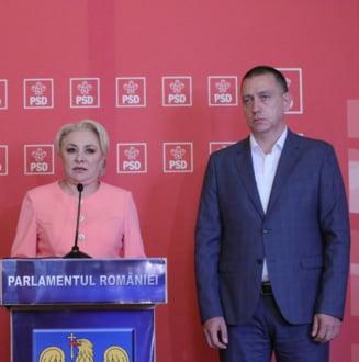 Cu cine vrea Dancila sa reformeze Ministerul de Interne - CV-ul controversatului Pelmus Pandelea