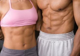 Cu fitness si migdale, te mentii in forma maxima