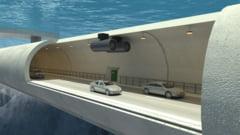 Cu masina pe autostrada de sub apa: O tara europeana are un plan foarte ambitios si s-a apucat de treaba