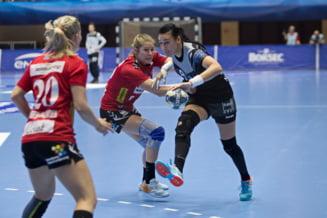 Cu o Cristina Neagu intr-o zi mare, CSM Bucuresti a invins lidera grupei principale din Liga Campionilor