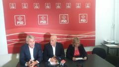 Cu o zi inainte de depunerea la B.E.J. a listelor, P.S.D. a anuntat candidatii pentru alegerile parlamentare