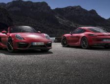 Cu ochii pe noile Porsche Boxster si Cayman GTS - vine premiera mondiala