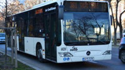 face bani în autobuz)