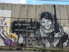 Cu reportofonul in desertul Palestinei: Porumbei blindati si cocteiluri Molotov