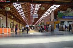Cu trenul in Turcia
