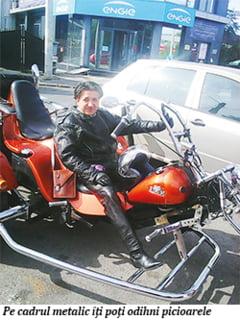 Cu un Trike Chopper faci furori pe strazi