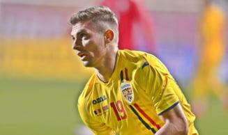 """Cui i-a dedicat Florin Tanase primul gol la nationala: """"Trece prin momente grele! I-a plecat fratele"""""""