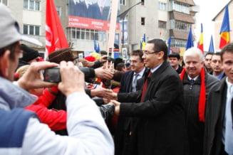Culita Tarata, lui Ponta: Deoparte trepadusii si filfizoni, aproape oameni de valoare