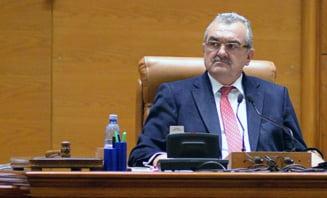 Cum a ajuns Miron Mitrea sa achite fortat, dupa 5 ani, paza biroului de parlamentar. Fostul deputat PSD are de platit 20.000 de lei