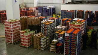 Cum a ajuns Romania piata de desfacere pentru legumele si fructele de import