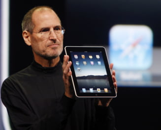 Cum a ajuns Steve Jobs sa inventeze iPhone si iPad: L-a enervat un angajat Microsoft