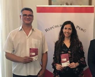 Cum a ajuns un român să fie la Olimpiada de la Tokyo în delegația statului Peru