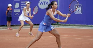 Cum a analizat Raluca Olaru parteneriatul cu Mihaela Buzarnescu la BRD Bucharest Open