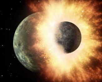 Cum a aparut aurul pe Pamant - gratie unui asteroid?