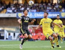 Cum a caracterizat Allegri debutul lui Cristiano Ronaldo la Juventus