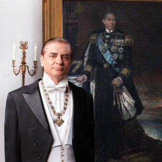 """Cum a devenit """"Al Romaniei"""" printul Paul """"al puscariei"""". A renuntat la numele de Hohenzollern"""