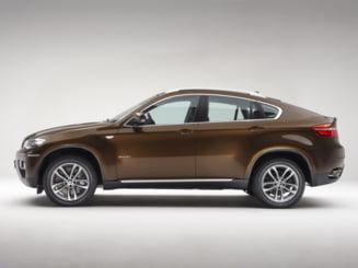 Cum a dovedit un hot roman din Italia ca BMW X6 incape cu totul intr-o duba (Foto)