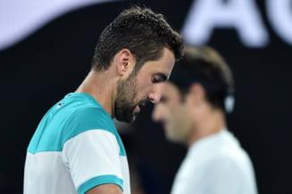 Cum a explicat Marin Cilici esecul din finala de la Australian Open cu Roger Federer