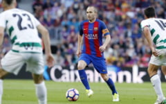 Cum a fost Barcelona la un pas sa il piarda pe marele Andres Iniesta
