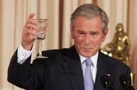 Cum a fost arestat George Bush pentru ca a condus beat