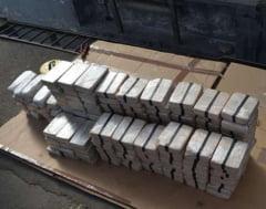 Cum a fost prins in Romania un cetatean muntenegrean implicat intr-o retea uriasa de trafic de heroina din Iran spre Germania