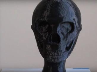 Cum a fost reconstituit, in premiera, chipul unui stramos de acum 100.000 de ani (Video)