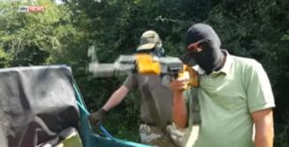 Cum a fost regizat unul dintre cele mai grosolane falsuri din televiziune: reportajul Sky News despre traficul de arme din Romania VIDEO