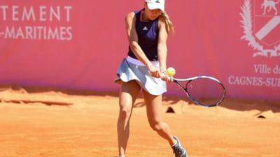 Cum a fost umilita o jucatoare de tenis din Franta