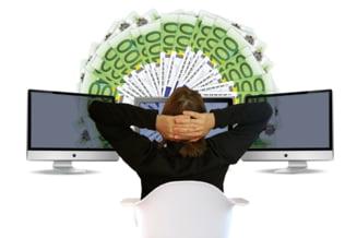 Cum a furat o casierita de banca 250.000 de lei si peste 36.000 de euro din conturile a 30 de clienti