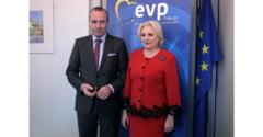 "Cum a incercat Viorica Dancila sa ii convinga pe parlamentarii europeni ca Romania va face fata presedintiei UE, in ciuda ""protestatarilor drogati"" Interviu"